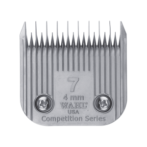 Wahl - ostrze Competition  nr 7 - 4 mm