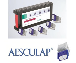 Aesculap - Clip-on - Zestaw nasadek Snap-On