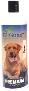 EZ-Groom - Ultra Cleaning Premium Pearl Shampoo - koncentrat szamponu do salonów groomerskich, 473 ml