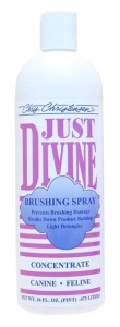 Chris Christensen - Just Divine - spray do szczotkowania, koncentrat, 473 ml