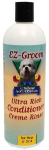 EZ-Groom - Ultra Rich Conditioner / Creme Rinse Original Scent - koncentrat odżywki z proteinami jedwabiu, 473 ml