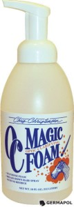 Chris Christensen - Oc Magic Foam - szampon w piance bez spłukiwania, 532 ml