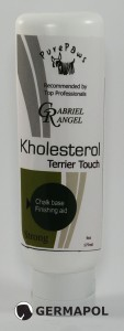 Pure Paws - Kholesterol Terrier Touch Strong - mocna baza pod kredę, 177 ml