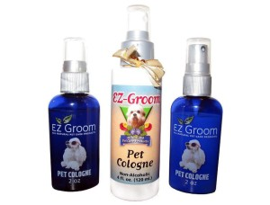 EZ-Groom - Holly Berry Pet Cologne - woda perfumowana o zapachu szarlotki z cynamonem, 120 ml