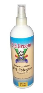 EZ-Groom - Holly Berry Pet Cologne - woda perfumowana o zapachu szarlotki z cynamonem, 473 ml